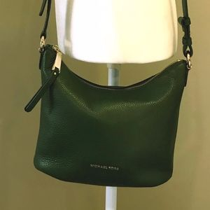 Michael Kors shoulder bag - Hunter Green